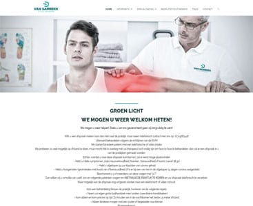 Fysiotherapie Van Sambeek