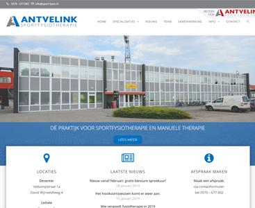 Antvelink Sportfysiotherapie